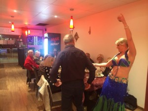 Belly Dancing 1